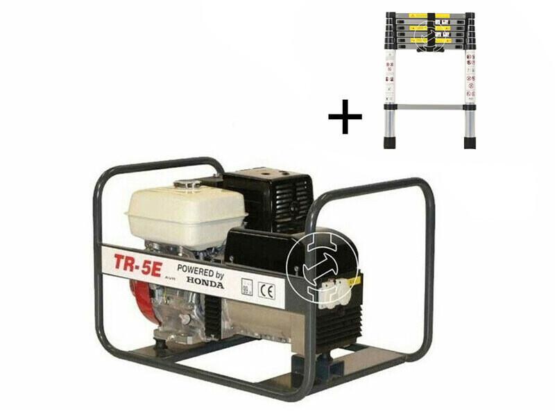 TR 5E avr Honda motoros áramfejlesztő feszültség szabályzóval