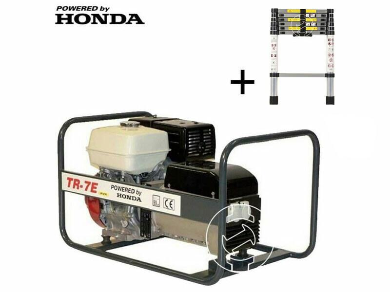TR 7E avr Honda motoros áramfejlesztő feszültség szabályzóval