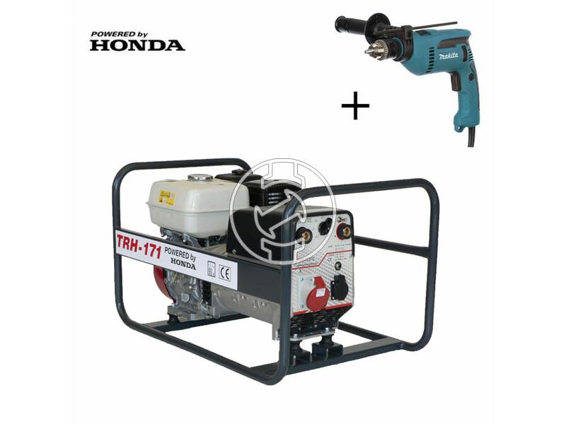 TRH 171 Honda motoros hegesztő-áramfejlesztő