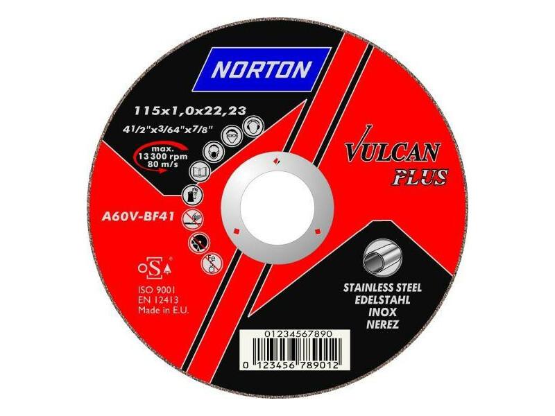 Norton A 30 S-BF27 Inox