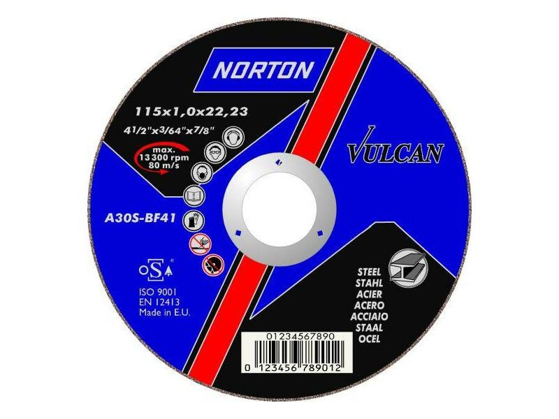 Norton A 30 S-BF41/80 Stationary