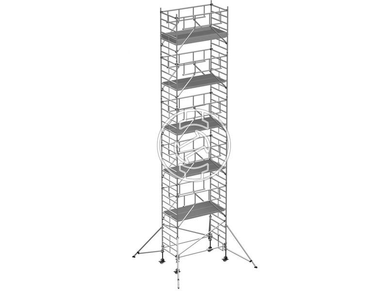 Zarges Multitower S-Plus 1T 12,35m gurulóállvány
