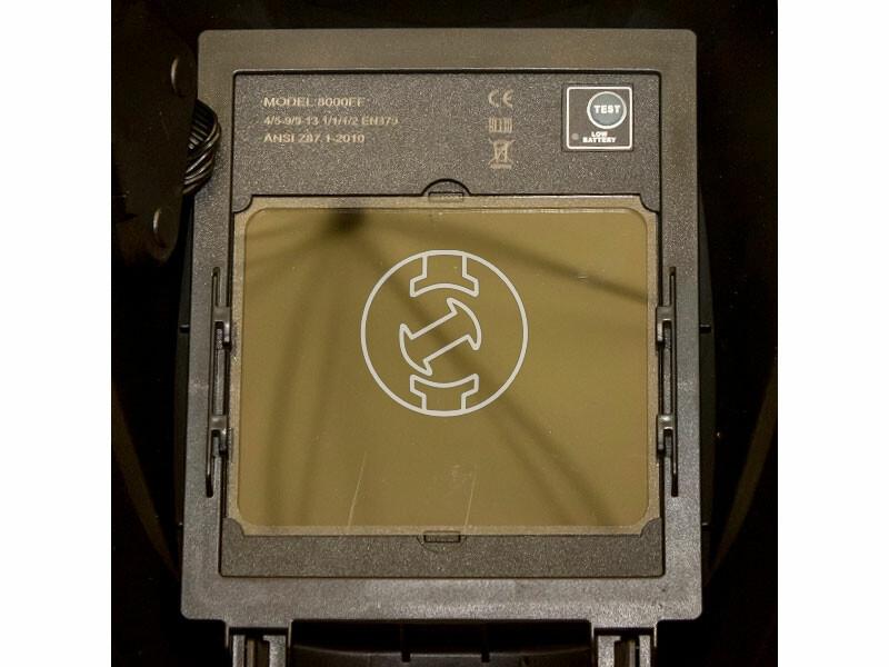 Ztrust AFP-4-100.80A2 automata hegesztő fejpajzs