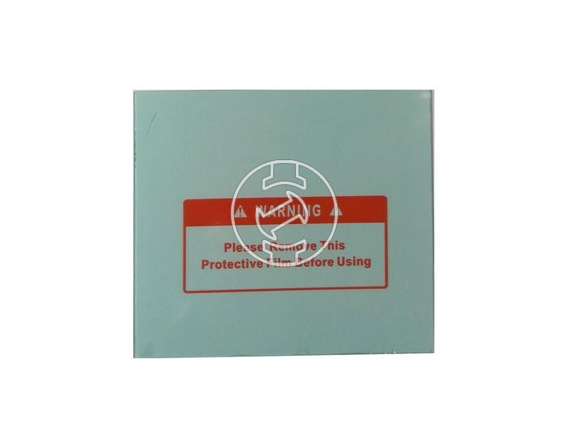 Ztrust SVP-A1 hegesztő szűrőelem védőplexi AFP-4-100.60A1-hez 135x122 mm